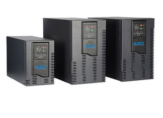 China Single phase Double Conversion High Frequency Online UPS for workstartion, department supplier