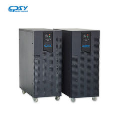 China 6kva High Frequency Online UPS Pure Sine Wave Battery Charger With Lcd Display supplier