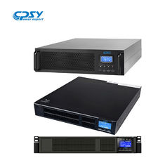 China CPSY Online Rack Mount Ups 3KVA 96VDC CE / ISO9001 Certification supplier