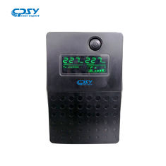 China 12v Lithium Portable Mini Ups 500w For Pc Power Supply , Ups Power Supply System supplier