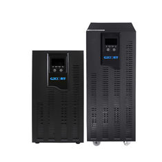 China Ture Double Conversion Tower 0kva 9kw Online High Frequency Ups For Servers supplier