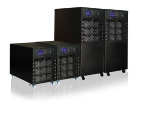 China 40kva Three Phase Ups System / Ups Uninterrupted Power Supply Metal Material supplier