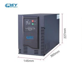 China 1-10kva Single Phase Online UPS , Backup System Double Conversion UPS supplier