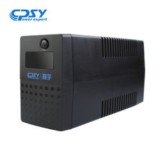 China Offline Ups Line Interactive Uninterruptible Power Supply 600va/360w LCD Display supplier