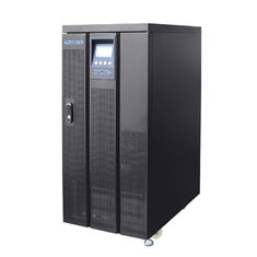 China Black Three Phase Online UPS 10kva-30kva High Frequency Online Ups Power Supply supplier