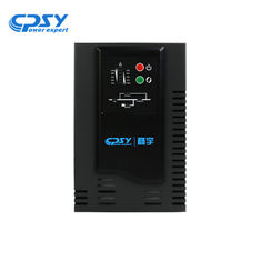 China One Phase Industrial UPS Power Supply High Frequency Online 10KVA / 8KW Capacity supplier