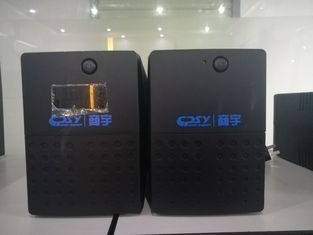 China 400-800va LCD Display Line Interactive Ups System 60/50 Hz Computer Application supplier