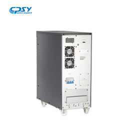 China 10kva Online Uninterrupted Power Supply Ups  High Frequency Power For Data distributor