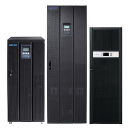 China High Frequency Online UPS 15kva External Battery Ups Power System Backup 4Hours factory