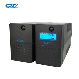 China 600va 360w Line Interactive Ups For Home Computer , Ups Backup Power Supply factory