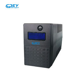 China Line Interactive Backup Computer Ups WITH 2PCS 12V 7AH Internal Battery Emerge Power Supply factory