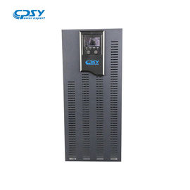 China 10kva 9kw High Frequency Online UPS for Servers , Ups Backup Power Supply distributor