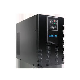 China 1kva to 3kva Online Double Conversion UPS Transformer / 2.4kw Power Backup distributor