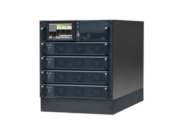 China 10kva Model Modular Ups 4 Unit , 40kva Online Ups Power Supply factory