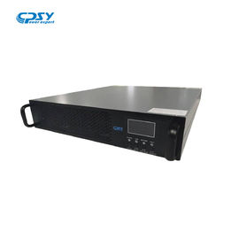 China 2KVA 72V Battery Backup Rack Mount Power Supply , Rack Mounted Ups Systems factory