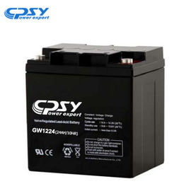 China Australia VRLA Battery OEM 12V 24AH Capacity Exide Battery GW1224 distributor