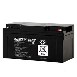 China Electronic Vehicle UPS VRLA Battery 12V 65Ah Battery OEM / ODM Service factory