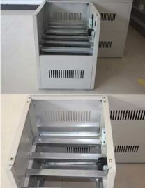 China Tower A4 Ups Battery Cabinet Switch Air And Battery Cables With 4units 100AH Batteries factory
