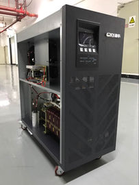 China Low Frequency Outdoor UPS Battery Backup Boiler Room / Chemical Industry UPS System 40kva factory