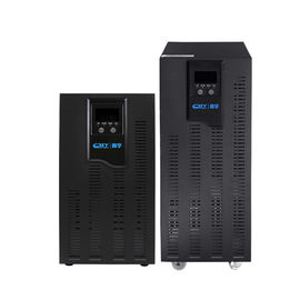 China Ture Double Conversion Tower 0kva 9kw Online High Frequency Ups For Servers distributor