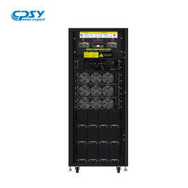 China 3/1 Phase 90kva Modular UPS System / Longest Ups Battery Backup distributor