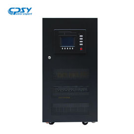China 250KVA/225KW Three Phase Online UPS , Power Generator Double Conversion Online UPS distributor