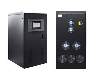 China 100KVA / 80KW 12 Pulse Rectifier Online Ups Power Supply with Output Transformer distributor