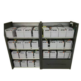 China Battery Cabinet For Ups Battery 32pcs 12V 100AH Inverter Battery Cabinet factory
