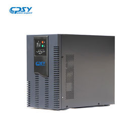 China External Single Phase Online UPS 3Kva Built-In Battery Or Extenal Battery factory