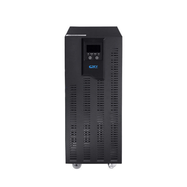 Online High Frequency Three Phase Online UPS 15KVA , 3 Phase Power Systems