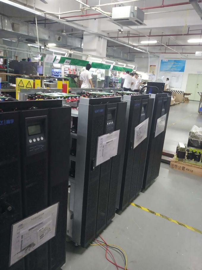 Low frequency Single Phase Ups Systems 10kva to 40kva For Industrial And Commercial Tax Affair