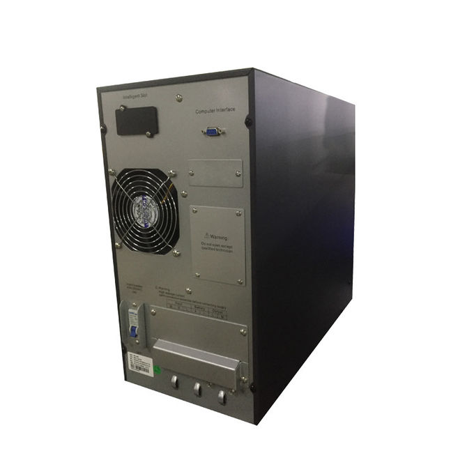 Online 6kva Ups Power Supply System Single Phase Computer Telecommunications Applied