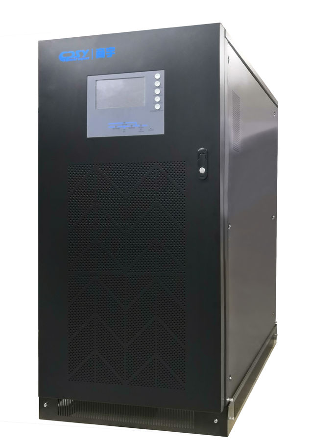 Double Conversion Online UPS System DSP Technology Remote Management 40KVA